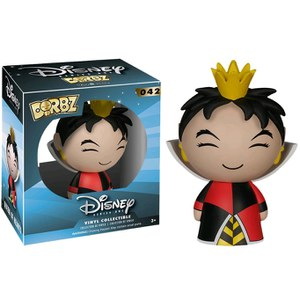 Disney Alice In Wonderland Queen Of Hearts Dorbz Figur