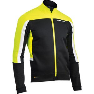 Northwave Sonic Jacket - Yellow Fluo/Black