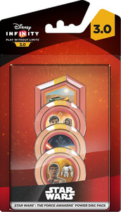 Disney Infinity 3.0: Star Wars Force Awakens Power Disc Pack