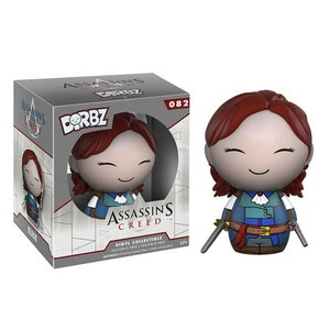 Assassins Creed Elise Dorbz Figur