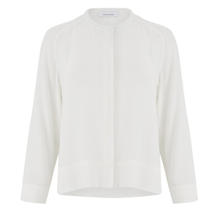 Samsoe & Samsoe Women's Claire Shirt - Clear Cream