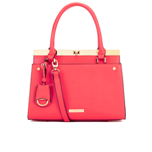 Dune Dusty Tote Bag - Red