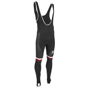 PBK Santini Replica Team Bib Tights - Red/White/Black