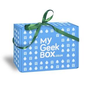 Secret Santa Special - Limited Edition My Geek Box