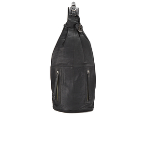 BeckSöndergaard Women's Saga Leather Backpack - Black
