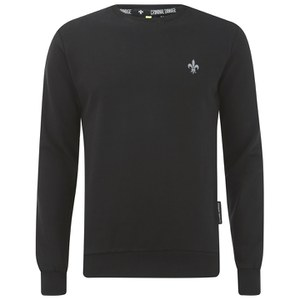 Criminal Damage Men's Viper Sweatshirt - Black