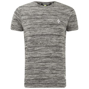 Criminal Damage Men's Jimmy T-Shirt - Black/Grey