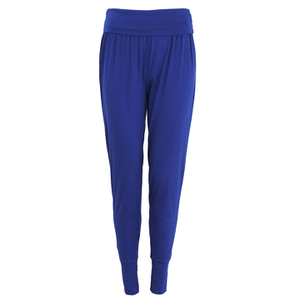 Derek Rose Women's Carla Lounge Trousers - Cobalt