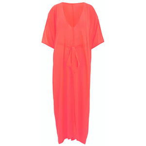 L'Agent by Agent Provocateur Women's Holly Cover Up - Neon Melon