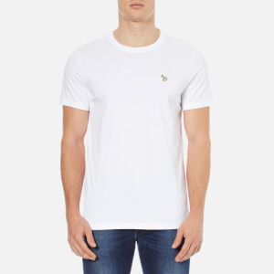 Paul Smith Jeans Men's Zebra T-Shirt - White