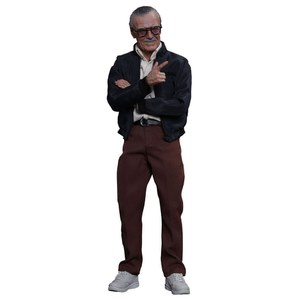 Stan Lee Movie Masterpiece Figure 30 cm