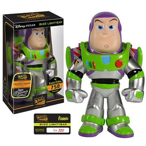 Disney Toy Story Buzz Lightyear Hikari Sofubi Vinyl Figure