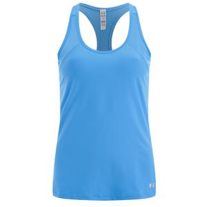 Under Armour Womens HeatGear Armour Tank Top – Blue