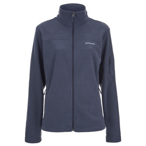 Columbia Women's Fast Trek II Full Zip Fleece Jacket - Nocturnal