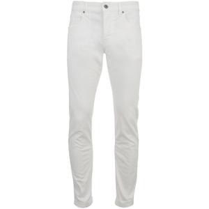 Scotch & Soda Men's Ralston Slim Jeans - White