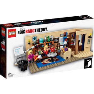 LEGO Ideas: The Big Bang Theory (21302)