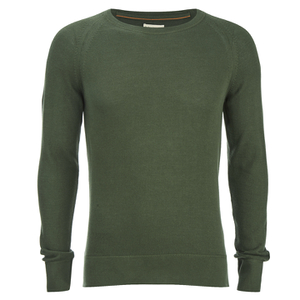 Nudie Jeans Men's Dag Knitted Jumper - Olive