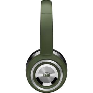 Monster NTune Matte On Ear Headphones - Green