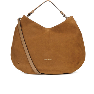 Coccinelle Women's Jessie Suede Hobo Bag - Tan