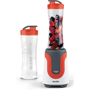 Breville VBL135 Blend Active Blender - Orange