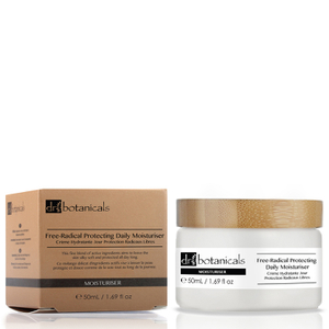 Dr Botanicals Free-Radical Protecting Daily Moisturiser (50ml)