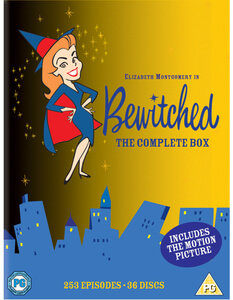 Bewtiched Complete Series (Downsize)