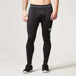 Myprotein Running Tights, Herr - Blue Camo