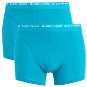 Bjorn Borg Men's Twin Pack Boxers - Stellar