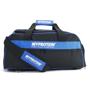 Duża torba sportowa Myprotein – Czarna