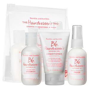 Bb Hairdressers Invisible Oil Travel Set