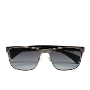 Prada Men's Conceptual Metal Sunglasses - Antique Brushed Gunmetal