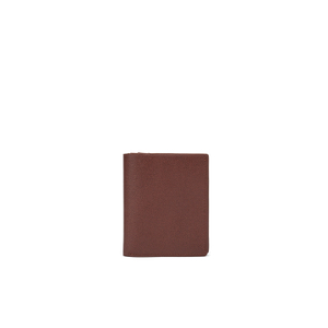 WANT LES ESSENTIELS Men's Bradley Bi-Fold Wallet - Cognac