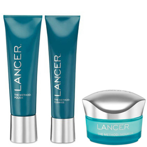 Lancer Skincare The Method: Set (Worth £213)