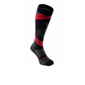 KYMIRA Infrared Compression Socks - Black/Red