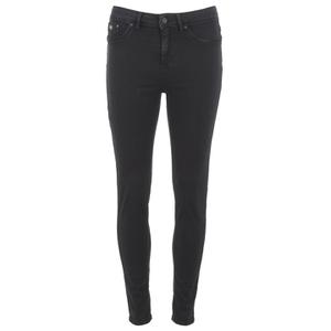Superdry Women's High Waist Super Skinny Jeans - Hallows Black