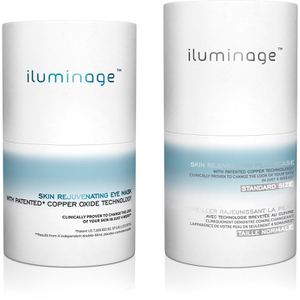 Iluminage Pillowcase and Eyemask Pack (Worth £75)