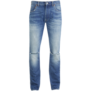Levi's Vintage Men's 501 1966 Customised Jeans - Fielder