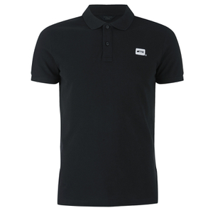 Jack & Jones Men's Core Basic Polo Shirt - Black