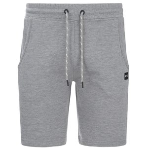 Jack & Jones Men's Core Run Shorts - Grey Melange