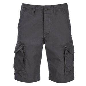 Jack & Jones Men's Originals Preston Cargo Shorts - Forged Iron