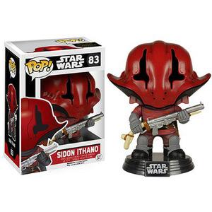 Star Wars Das Erwachen der Macht Sidon Ithano Funko Pop! Wackelkopf Figur