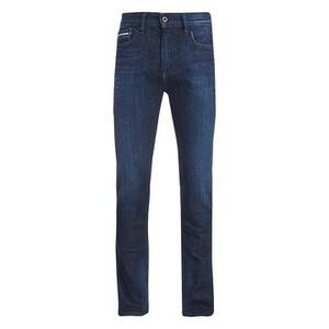 Calvin Klein Men's Slim Straight Denim Jeans - Structured Mid