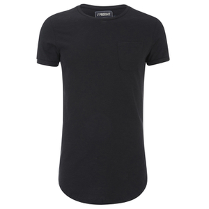 Produkt Men's Long Line T-Shirt - Black