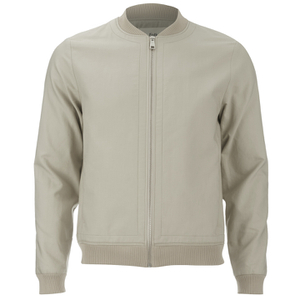 Folk Men's Light Weight Jacket - Stone