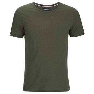 Produkt Men's Pocket Short Sleeve Fleck T-Shirt - Olive Night