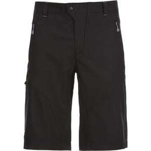 Jack Wolfskin Men's Active Track Shorts - Black