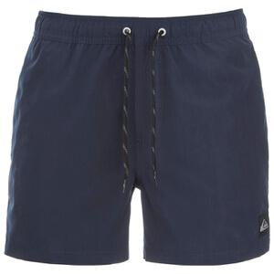 Quiksilver Men's Volley Swim Shorts - Navy Blazer