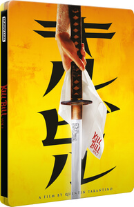 Kill Bill: Volume 1 - Zavvi exklusives Limited Edition Steelbook