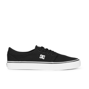 DC Shoes Men's Trase TX Low Top Trainers - Black/White