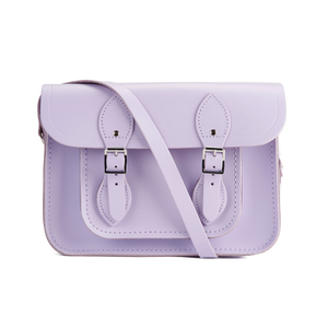 The Cambridge Satchel Company Women's 11 Inch Magnetic Satchel - Freesia Purple